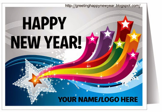 Latest Beautiful Happy New Year 2015 - Latest eCards