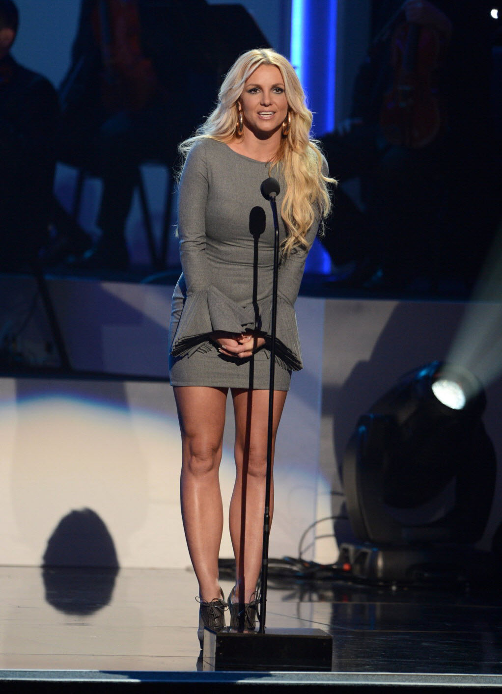 Britney Spears HQ Pictures at We Will Always Love You Whitney Houston Event