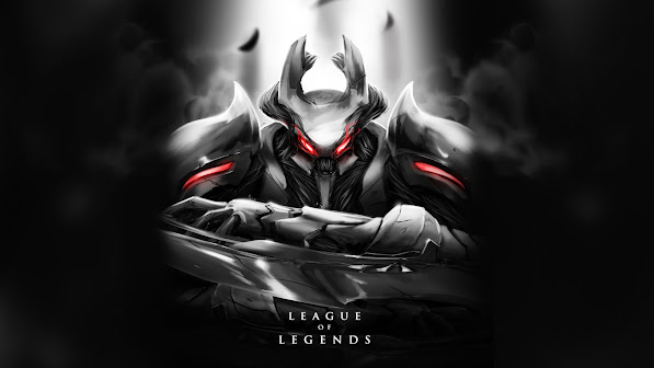 eternum nocturne skin art champion league of legends