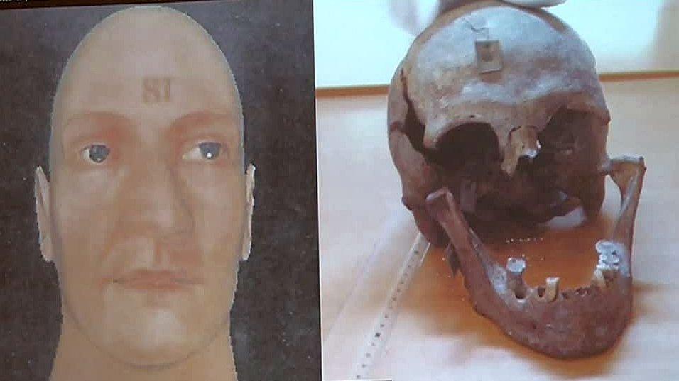 Le chevalier Bayard a désormais un visage... numérique en 3D