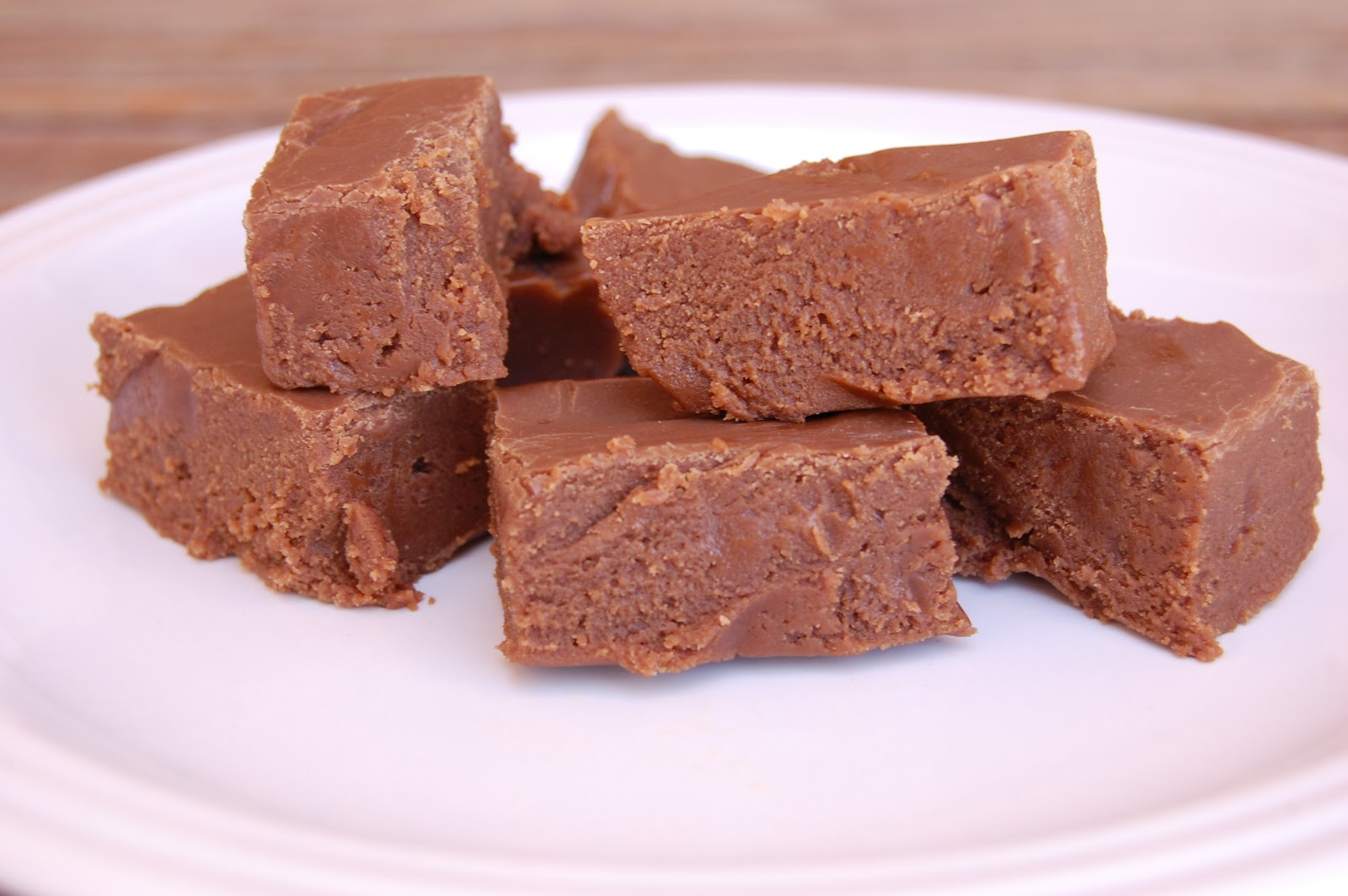 Babblings and More: Peanut Butter Fudge