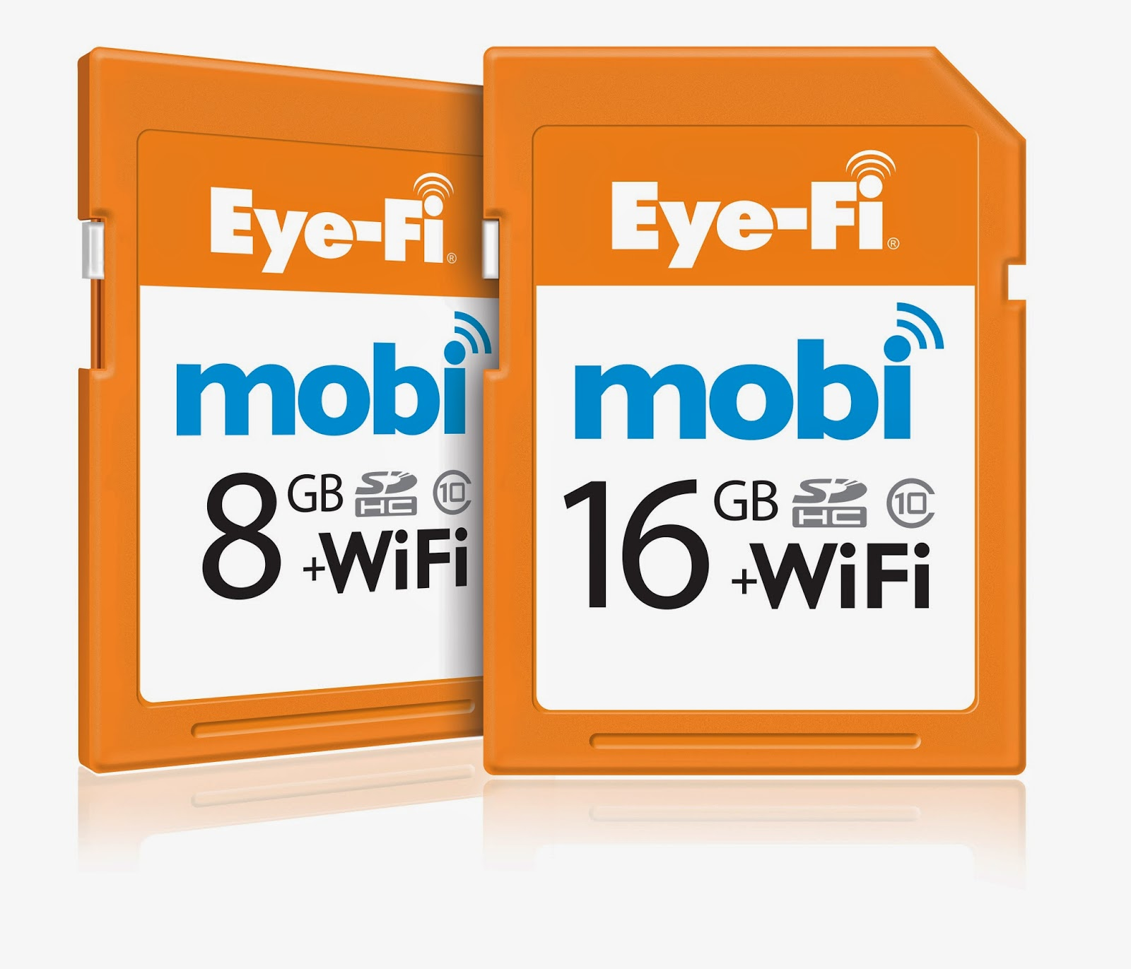 بطاقة الذاكرة eyefi