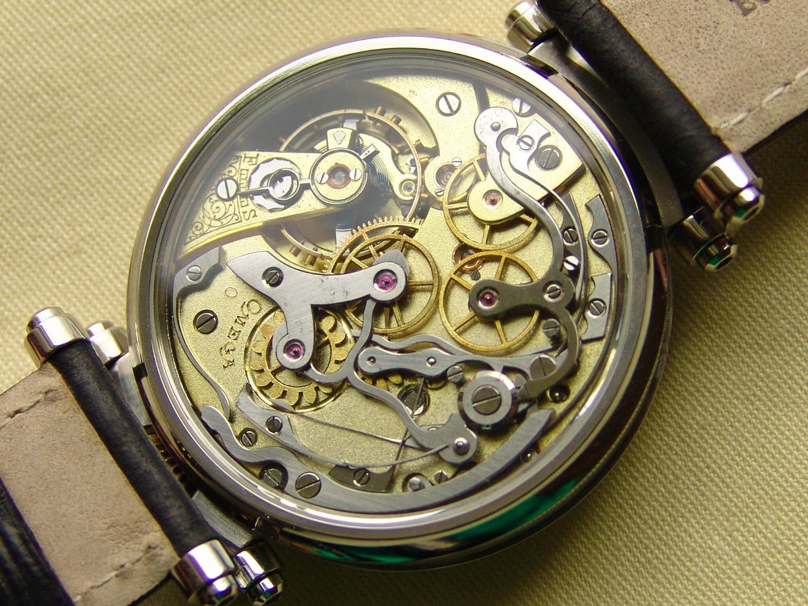 omega pocket watch ebay