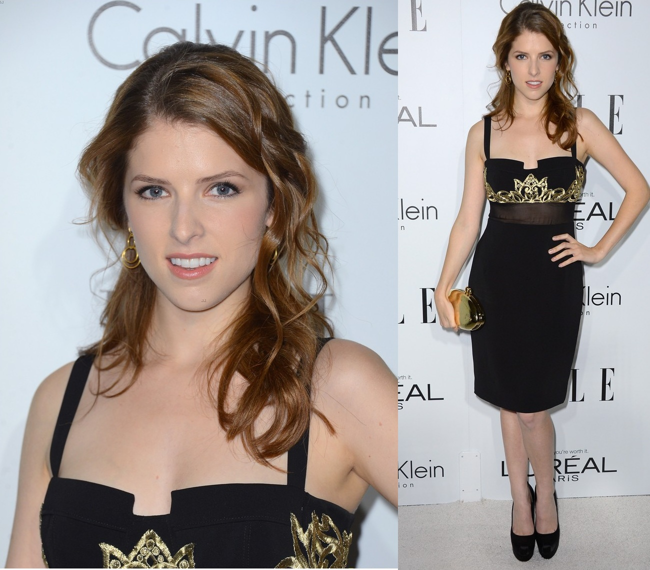 Anna Kendrick Up Skirt Image source: justjared, style