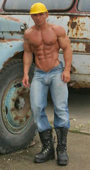 Jacked Foreman