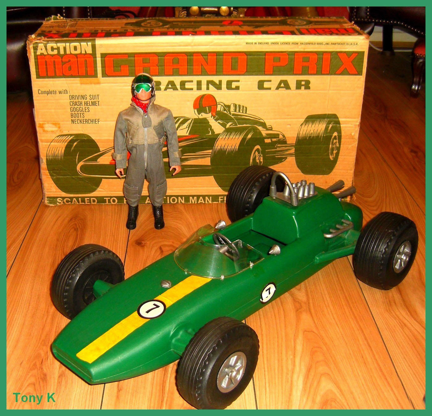 It Was Released At The Start Of The 1970u0027s And Had A Short Shelf Life Of  Approx Two Years. It Was An Exciting Time For Action Man... The Bullet  Holes Had ...