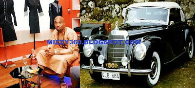 Mizzy 360 blog dilly motors ceo prince okwudili now owns for Who owns mercedes benz now