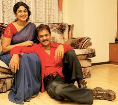 Arjun sarja's wife Niveditha Arjun