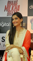 Sonam Kapoor at launch of Bhaag Milkha Bhaag DVD