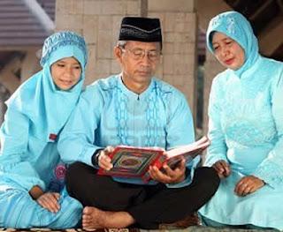 Suami istri, Pemimpin, Keluarga Sakinah