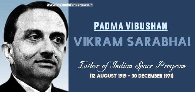 vikram sarabhai father of indian space Vikram sarabhai was an indian physicist regarded as the father of the indian space program this biography of vikram sarabhai provides detailed information about his.