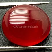 Batu Permata Red Carnelian - SP756
