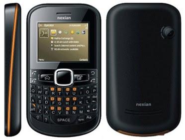 Nexian NX GX-G353
