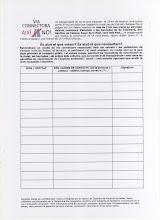 Full Recollida Signatures