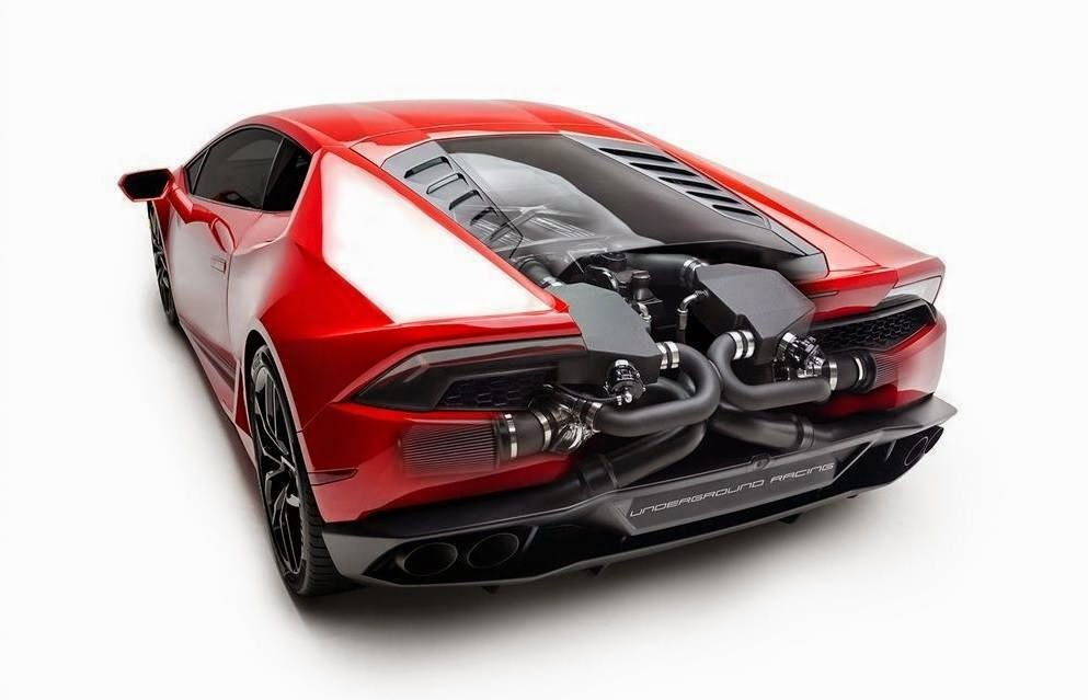 Underground Racing Lamborghini Huracán