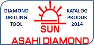 Katalog Asahi Diamond Drilling Tools 2014