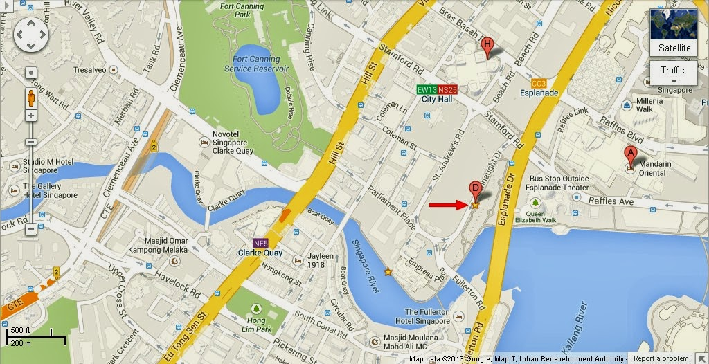 Detail Lim Bo Seng Memorial Singapore Location Map – Tourist Map Of Singapore City