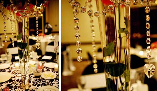 Centros de Mesa con Cristales, parte 3