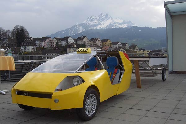 Viaggio nella storia dell 39 automobile louis palmer e il for Come ridurre il rumore nella cabina dell auto