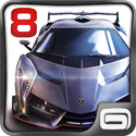 Asphalt 8: Airborne App iTunes App Icon Logo By Gameloft - FreeApps.ws