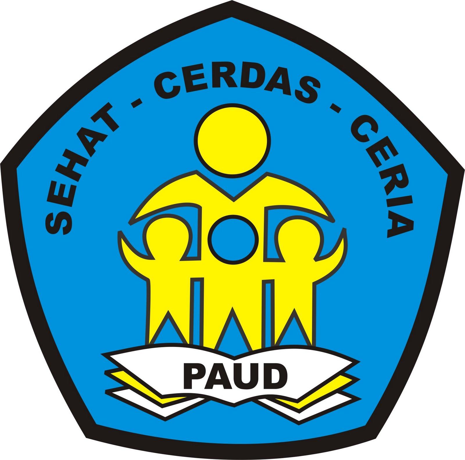 Aneka info: Logo Paud Nasional (Logo Pendidikan Anak Usia Dini)