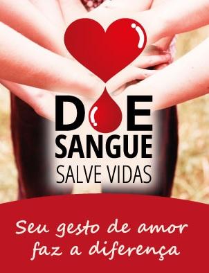 DOE SANGUE DOE VIDAS
