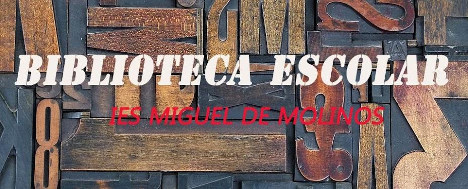 Biblioteca IES Miguel de Molinos