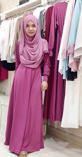 Sukses berbisnis hijab