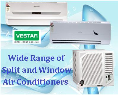 Vestar Air Conditioners Price in India