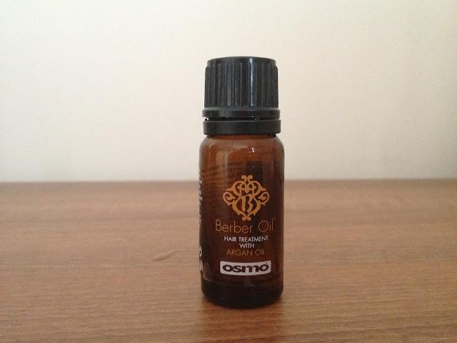 Osmo Berbel Oil Hair Treatment with Argan Oil