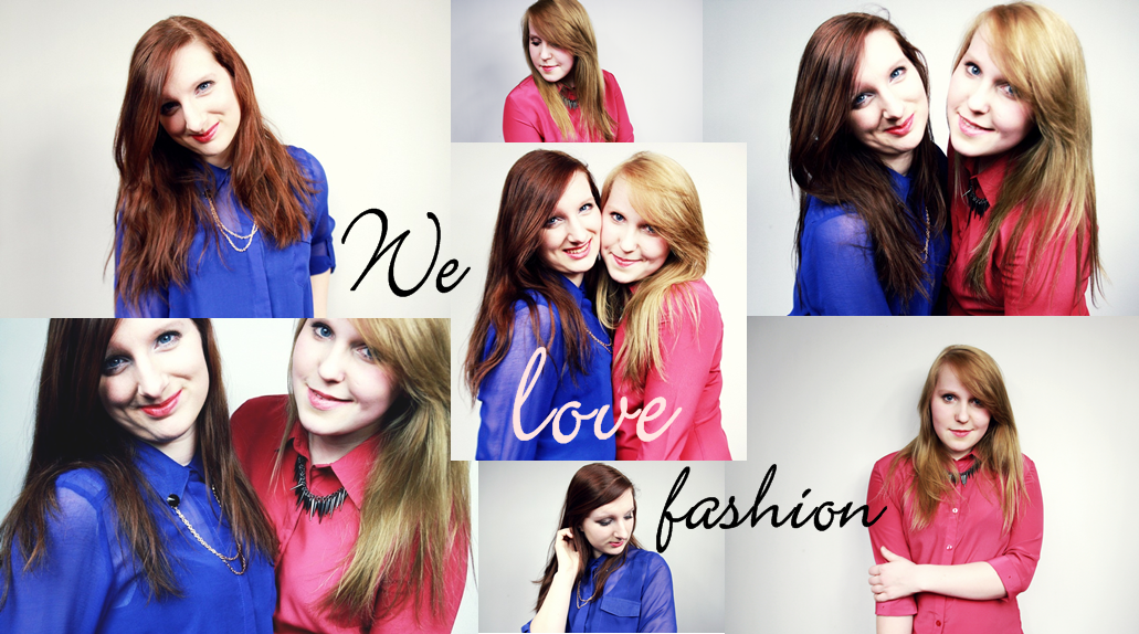 We love fashion♥