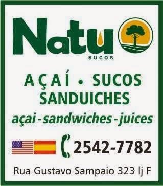 Natu Sucos