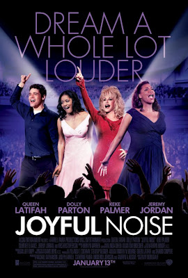Watch Joyful Noise 2012 BRRip Hollywood Movie Online | Joyful Noise 2012 Hollywood Movie Poster