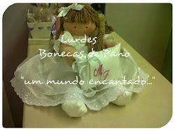 Boneca para Dama de Honra
