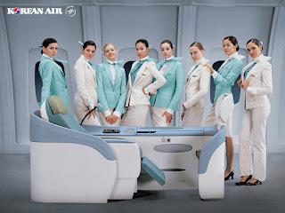 Những tiếp viên xinh đẹp hãng Korean Air