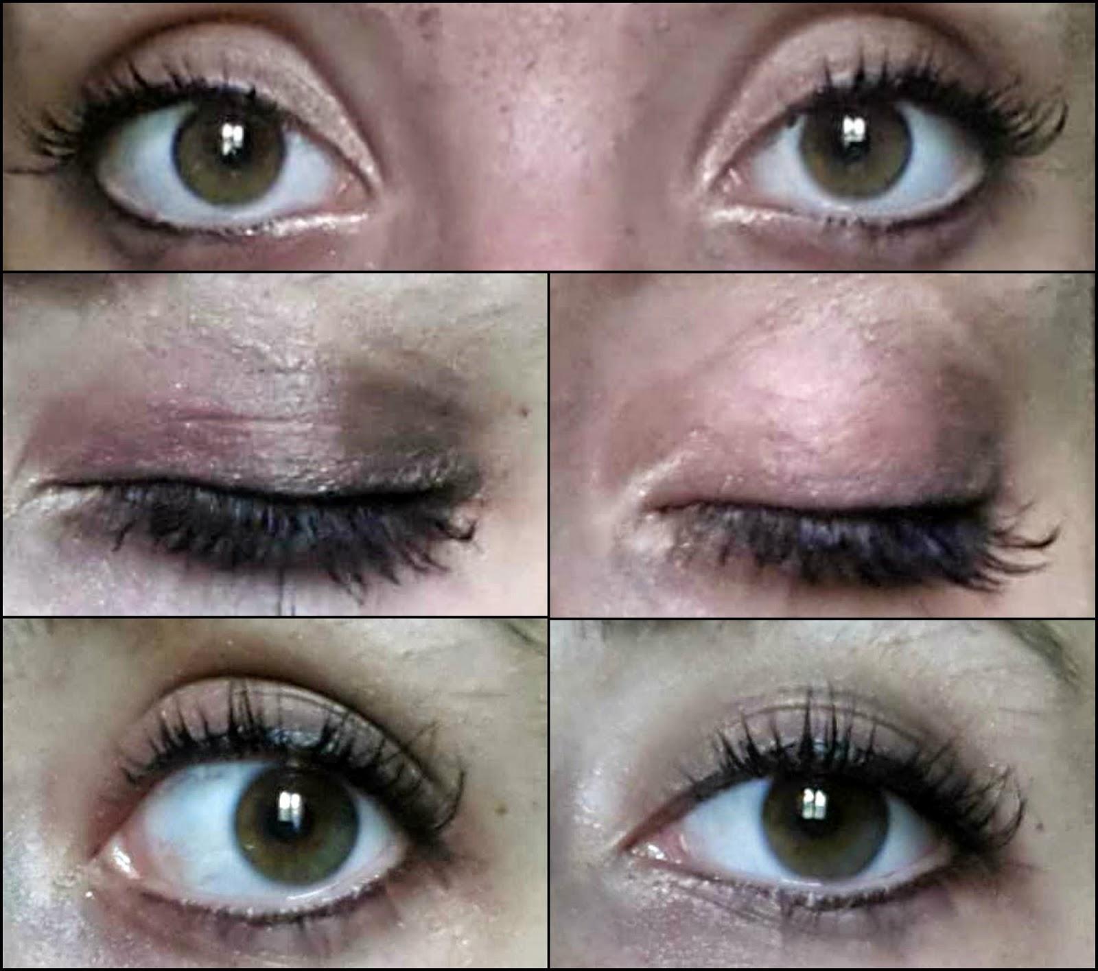 beaut et mode nouveau fard paupi re monobulle agn s b bonus tuto maquillage yeux. Black Bedroom Furniture Sets. Home Design Ideas