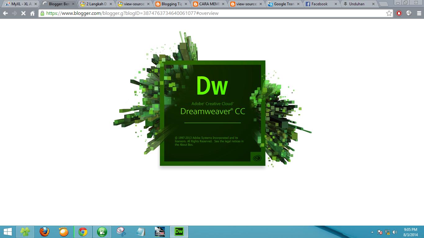 Mengcrack adobe dreamweaver