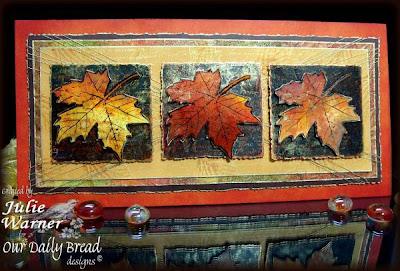 "Our Daily Bread designs ""Randi's Song"" Designer Julie Warner"
