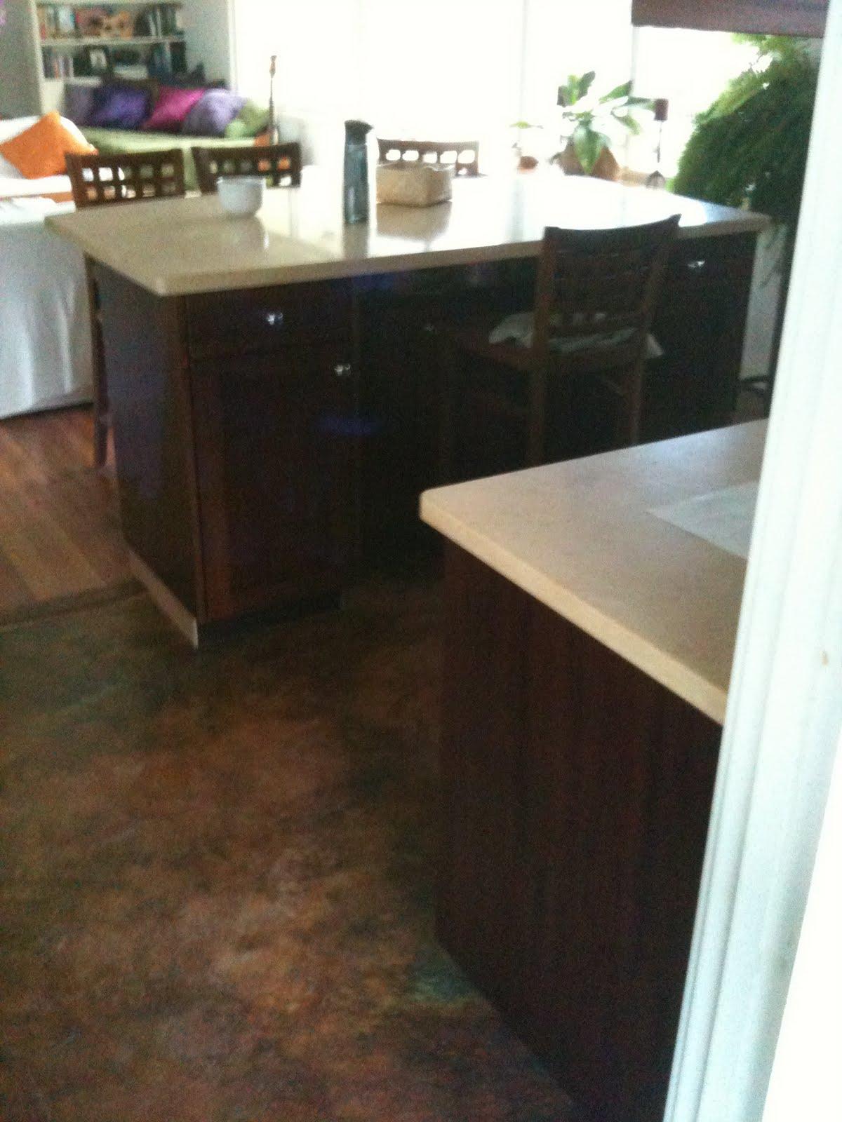 Mahogany Shaker Kitchen Cabinets