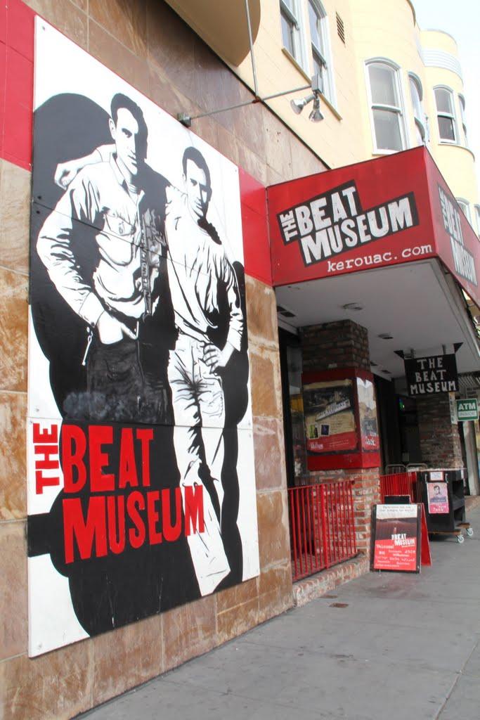 lieux beatniks - Page 2 Beat+museum