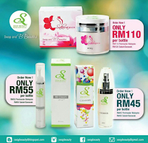 Saya jual:Bb cream, Cleanser, Sakura Mask by Seqy beauty