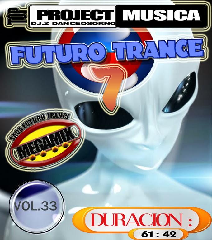 MEGAMIX - FUTURO TRANCE VOL.33