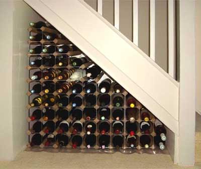 Under Stairs Wine Rack Plans Wood Plans Us Uk Ca Blog