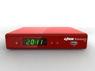 NOVA ATUALIZAÇÃO AZBOX BRAVISSIMO TWIN DO NOVO SAT SATMEX 113W