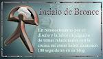 Premio Indalo de Bronce.