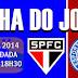Ficha do jogo: São Paulo 2x1 Bahia - Campeonato Brasileiro 2014