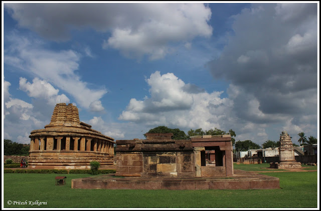 Lad khan Temple and Durga temple, Aihole