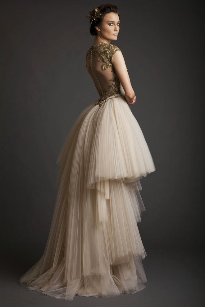 Bridal Gowns: Krikor Jabotain Spring Summer 2014 Bridal Collection recommendations