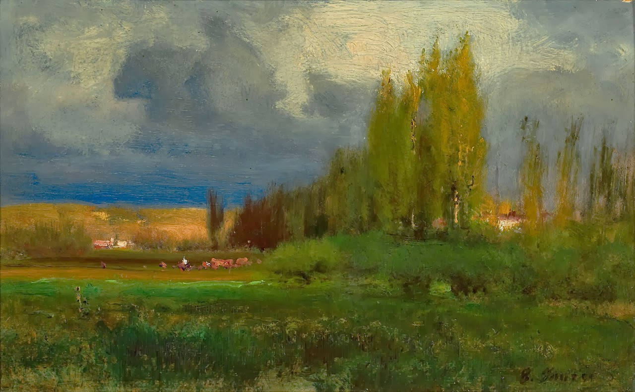 Arte American Landscapes George Inness