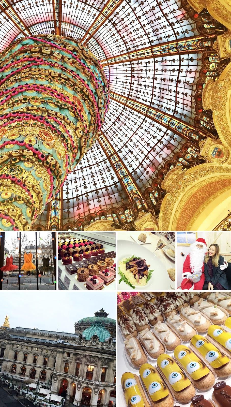 l'esprit de Noël à Paris
